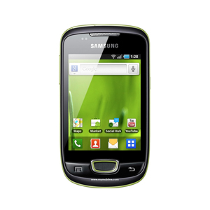 S5570 Galaxy Mini Reparatie Bree
