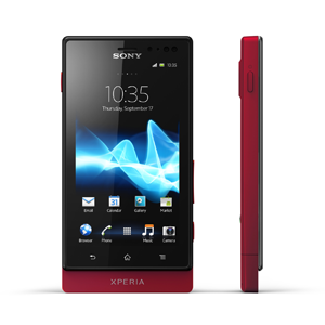Sony Xperia Sola Reparatie Bree