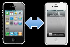 iPhone 4-4S ombouwen