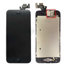 iPhone 5 touchscreen