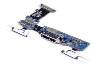 Galaxy S5 G900 Charging Dock Port Connector Flex Cable Bree