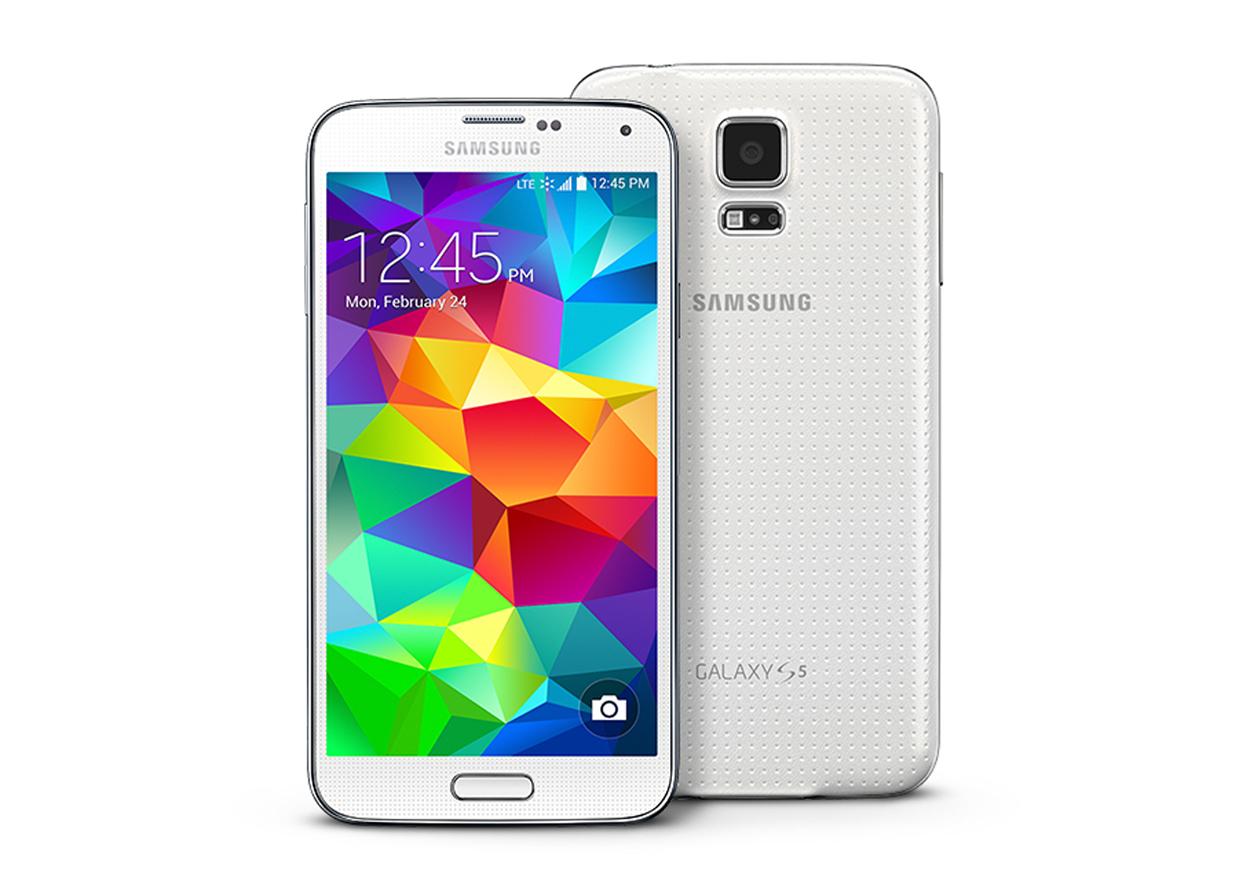 Samsung Galaxy S5 White G900F