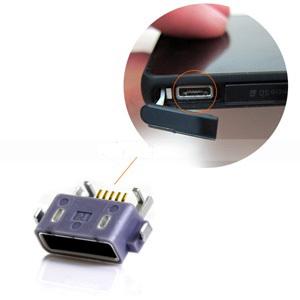 Sony Xperia Z USB laadblok reparatie Bree