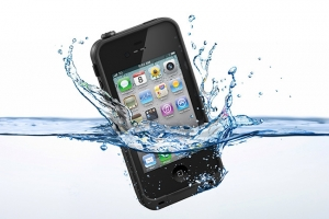 iPhone 5 waterschade reparatie Bree