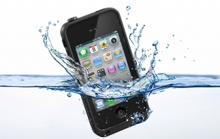 iphone 6 waterschade