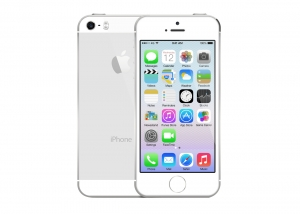 iPhone 5S Silver Eindhoven
