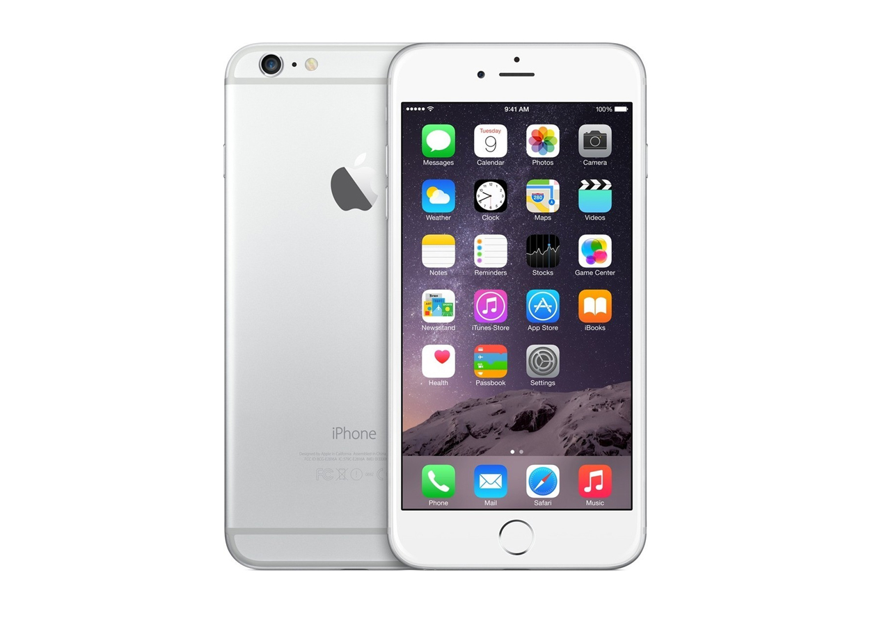 iPhone 6 white 128gb Eindhoven