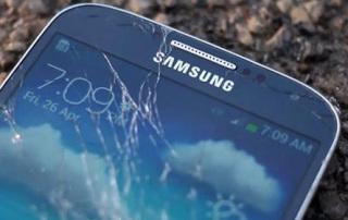 Samsung Galaxy s4 glas reparatie Eindhoven